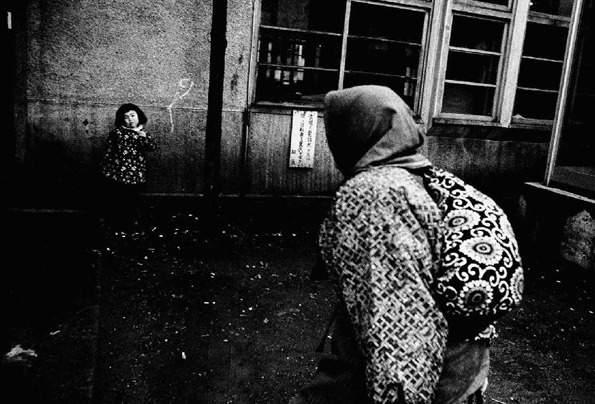 Дайдо Морияма (Daido Moriyama) – известный японский фотограф 18