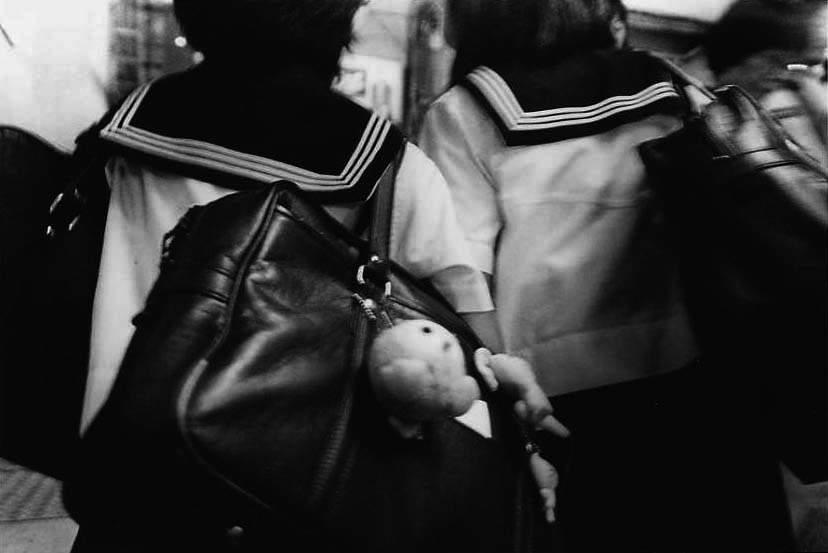 Дайдо Морияма (Daido Moriyama) – известный японский фотограф 6