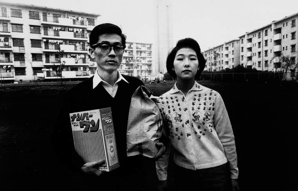 Дайдо Морияма (Daido Moriyama) – известный японский фотограф 7