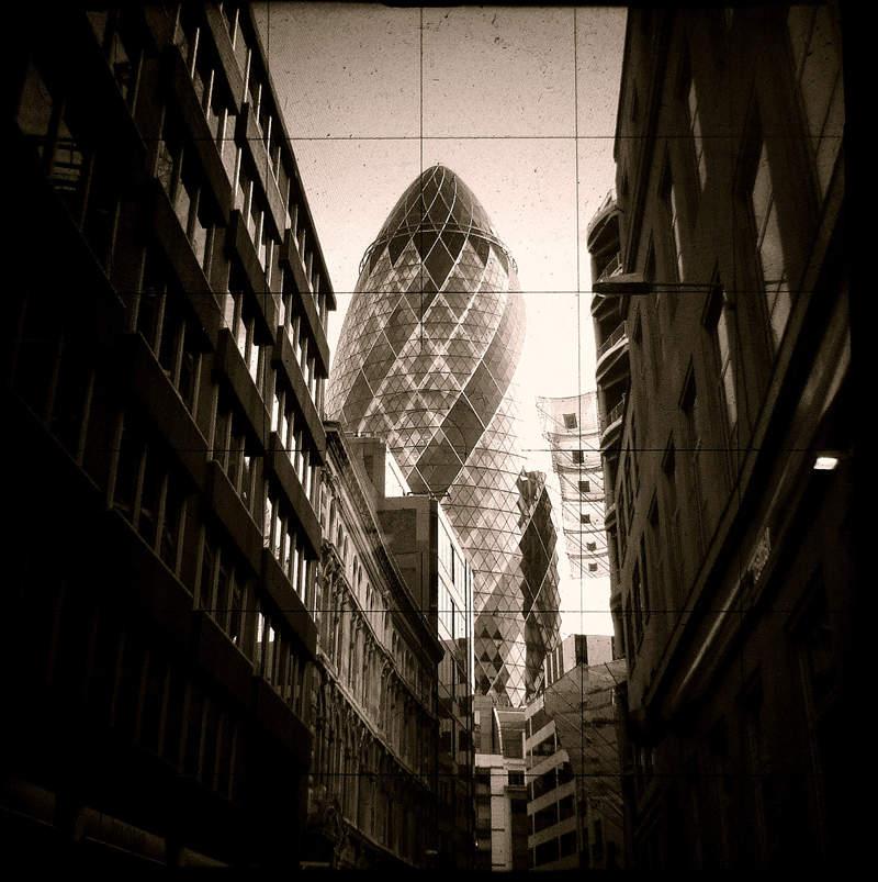 Дэйв Хакер (Dave Hacker) – британский современный фотограф 9