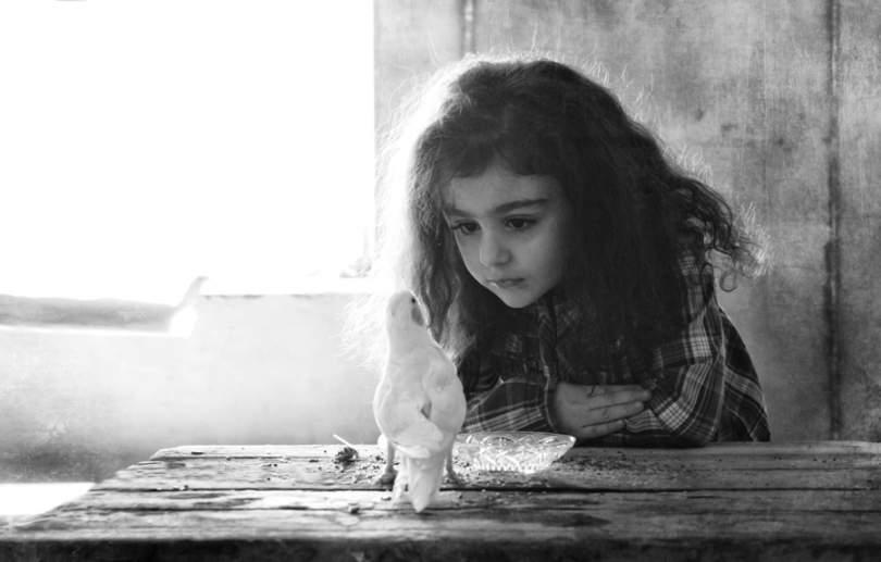 Елена Громова (Elena Gromova) и её трогательные портреты детей 10