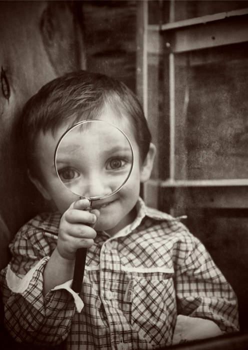 Елена Громова (Elena Gromova) и её трогательные портреты детей 12