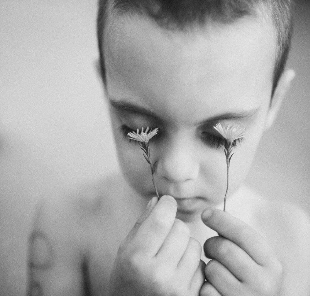 Елена Громова (Elena Gromova) и её трогательные портреты детей 14