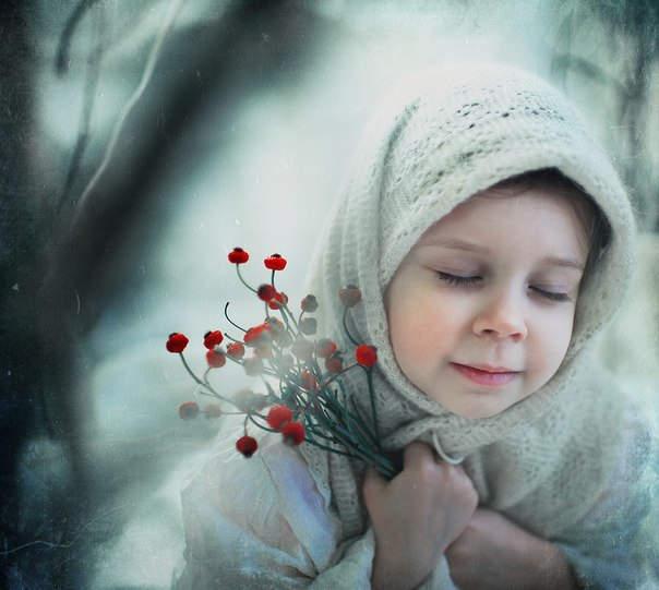 Елена Громова (Elena Gromova) и её трогательные портреты детей 2