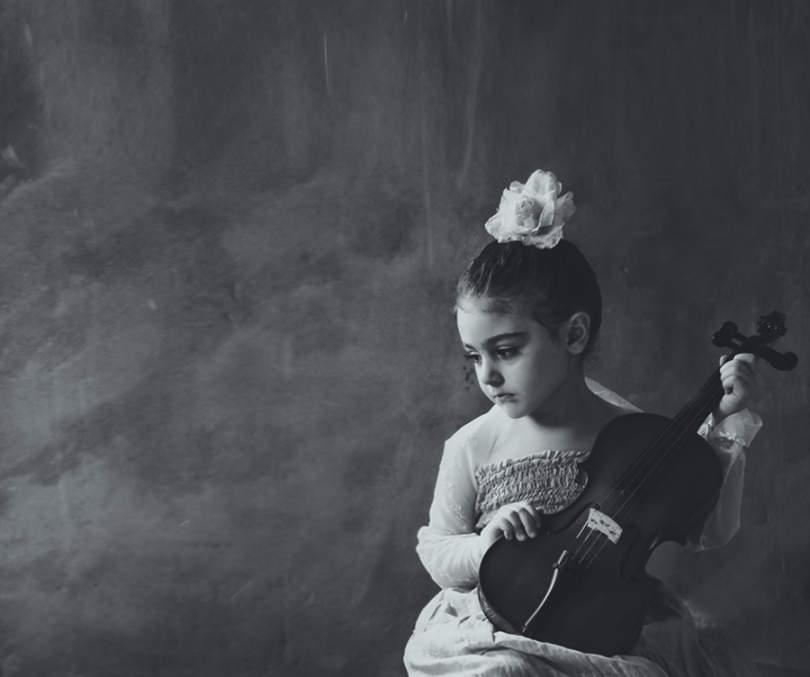 Елена Громова (Elena Gromova) и её трогательные портреты детей 8