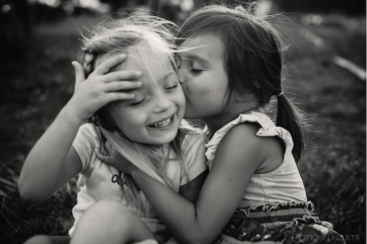 Трогательный фотопроект о повседневной жизни от Ginger Unzueta