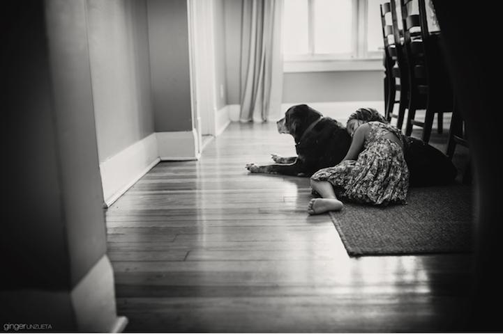 Трогательный фотопроект о повседневной жизни