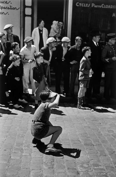 Как стать Величайшим Уличным фотографом 8 советов от Роберта Капы (Robert Capa) 17