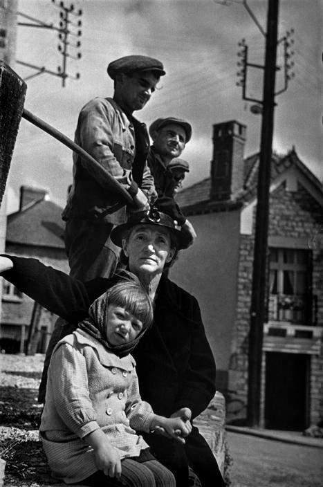 Как стать Величайшим Уличным фотографом 8 советов от Роберта Капы (Robert Capa) 26