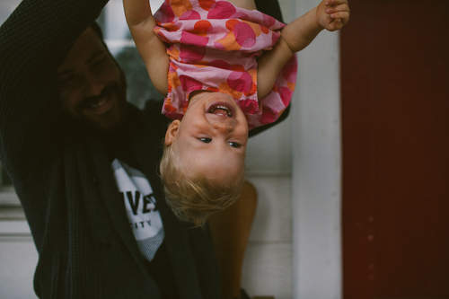 Простое человеческое счастье в фотографиях Вал Эли (Val Ely) 16