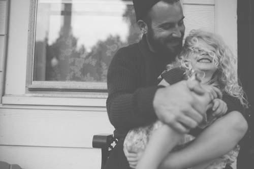 Простое человеческое счастье в фотографиях Вал Эли (Val Ely) 17