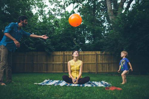 Простое человеческое счастье в фотографиях Вал Эли (Val Ely) 24
