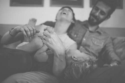 Простое человеческое счастье в фотографиях Вал Эли (Val Ely) 25