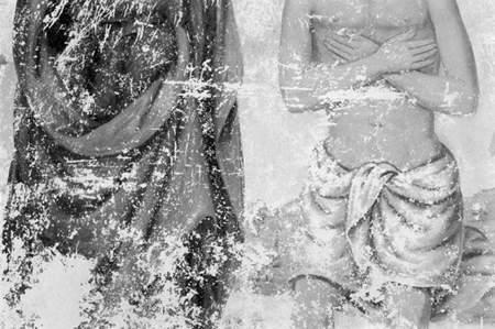 Рисунки белого цвета Уильяма Абрановича (William Abranowicz) 9