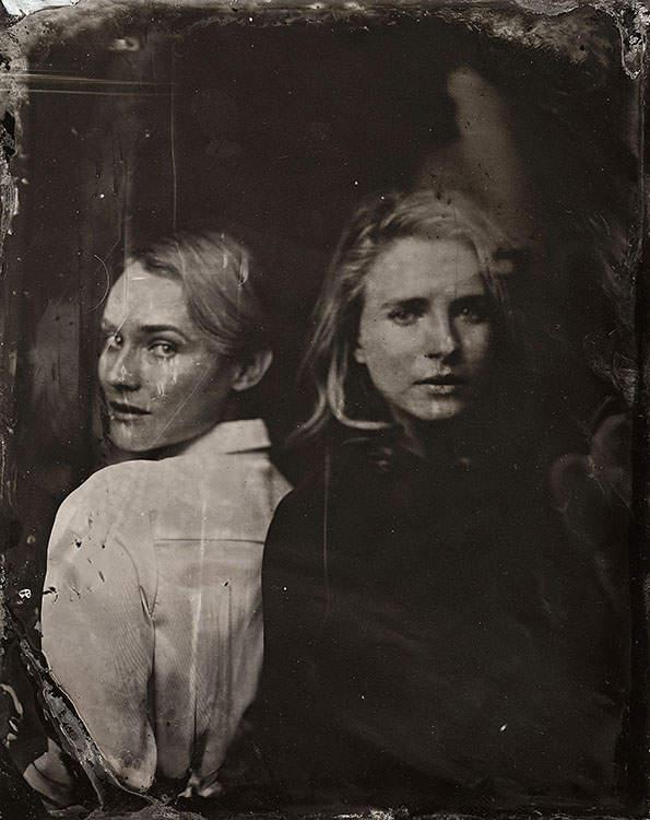 Виктория Уилл (Victoria Will) и фотопроект для кинофестиваля Сандэнс