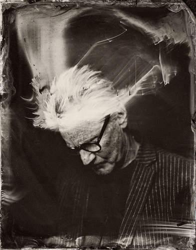 2014 Sundance TIn Type Portraits - Sam Shepard