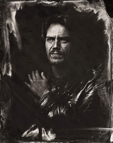 2014 Sundance TIn Type Portraits - Michael Shannon