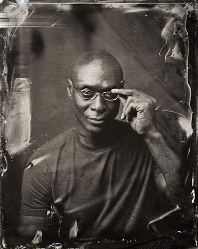 2014 Sundance TIn Type Portraits - Lance Reddick
