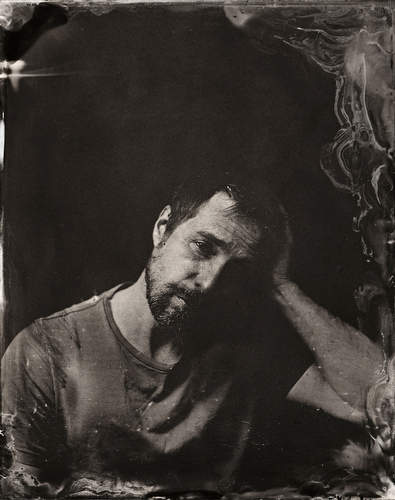 2014 Sundance TIn Type Portraits - Sam Rockwell