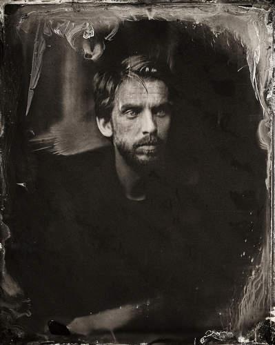 2014 Sundance TIn Type Portraits - Dan Stevens