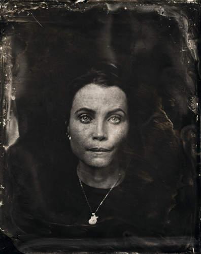 2014 Sundance TIn Type Portraits - Gitte Witt