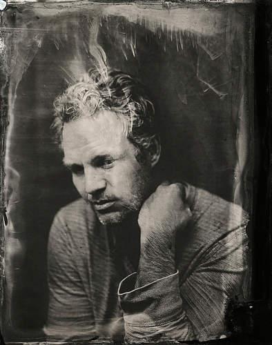 2014 Sundance TIn Type Portraits -  Mark Ruffalo