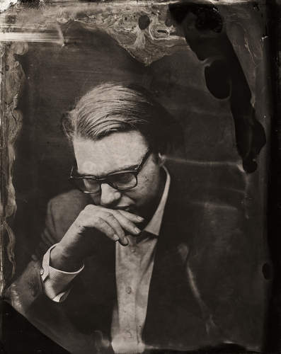 2014 Sundance TIn Type Portraits - Michael Pitt