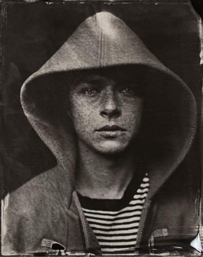 2014 Sundance TIn Type Portraits - Dane Dehaan