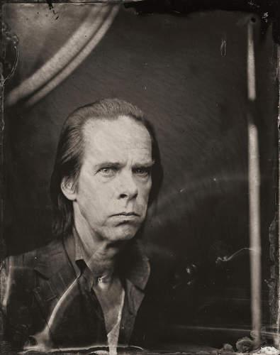 2014 Sundance TIn Type Portraits - Nick Cave