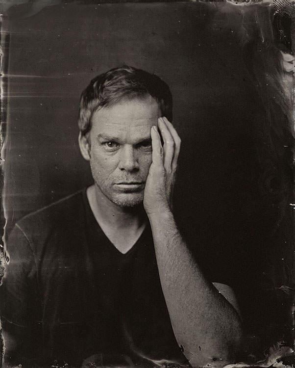 2014 Sundance TIn Type Portraits - Michael C. Hall