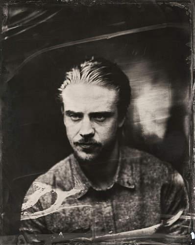 2014 Sundance TIn Type Portraits - Boyd Holbrook