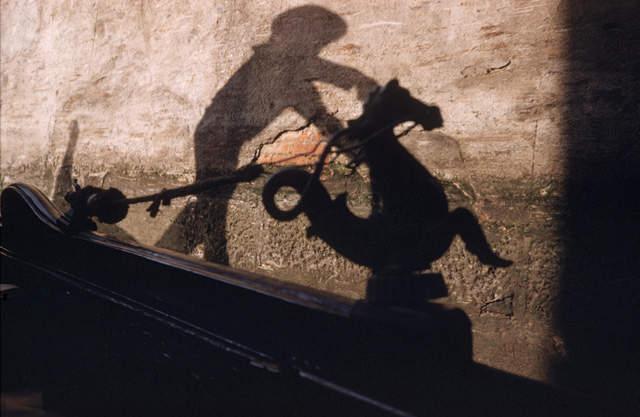 Знаменитый фотограф Эрнст Хаас (Ernst Haas) 15