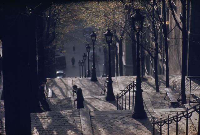 Знаменитый фотограф Эрнст Хаас (Ernst Haas) 20