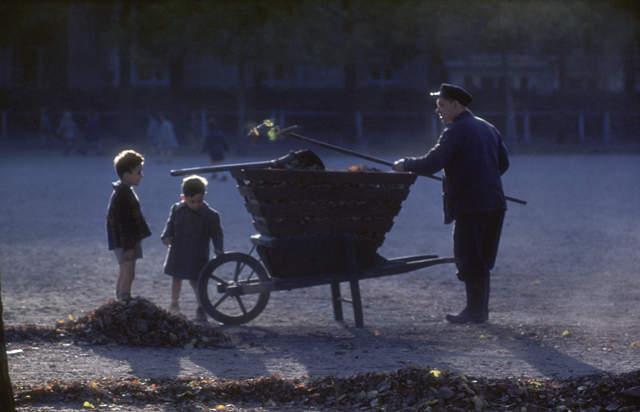 Знаменитый фотограф Эрнст Хаас (Ernst Haas) 22