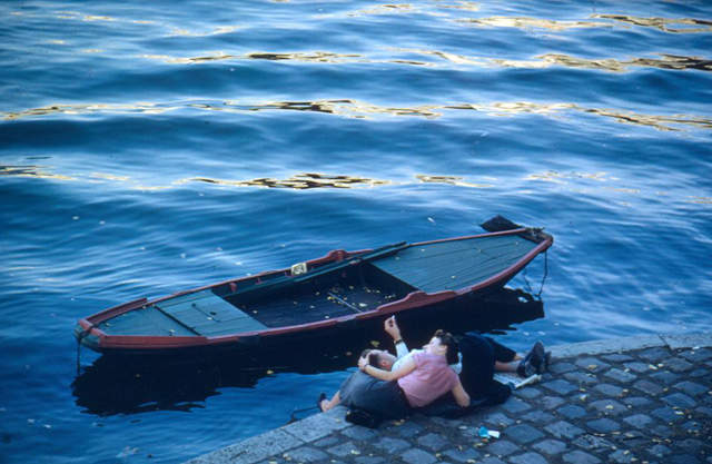 Знаменитый фотограф Эрнст Хаас (Ernst Haas) 26