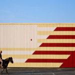 Цветные уличные фотографии Klaus von Frieling