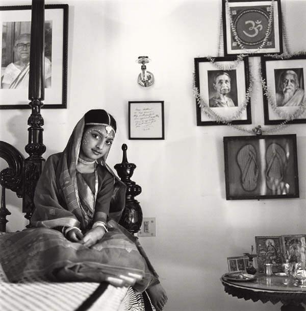Фотограф Индии Даунита Сингх (Dayanita Singh)  5