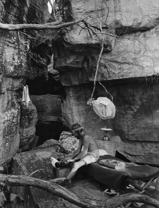 Фотография Хоуэлл Уокер (Howell Walker), 1948 год