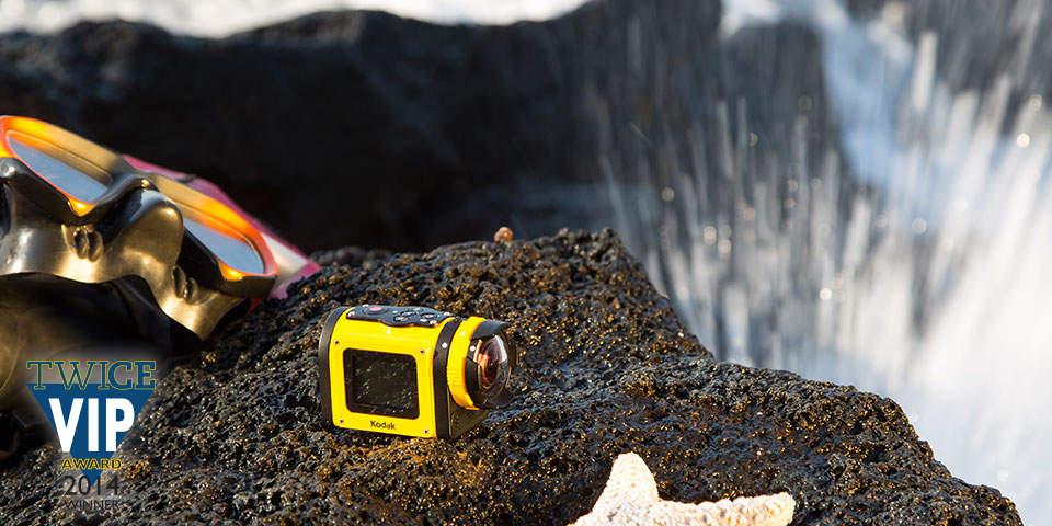 экшен-камера для активного отдыха Kodak PixPro SP360 2