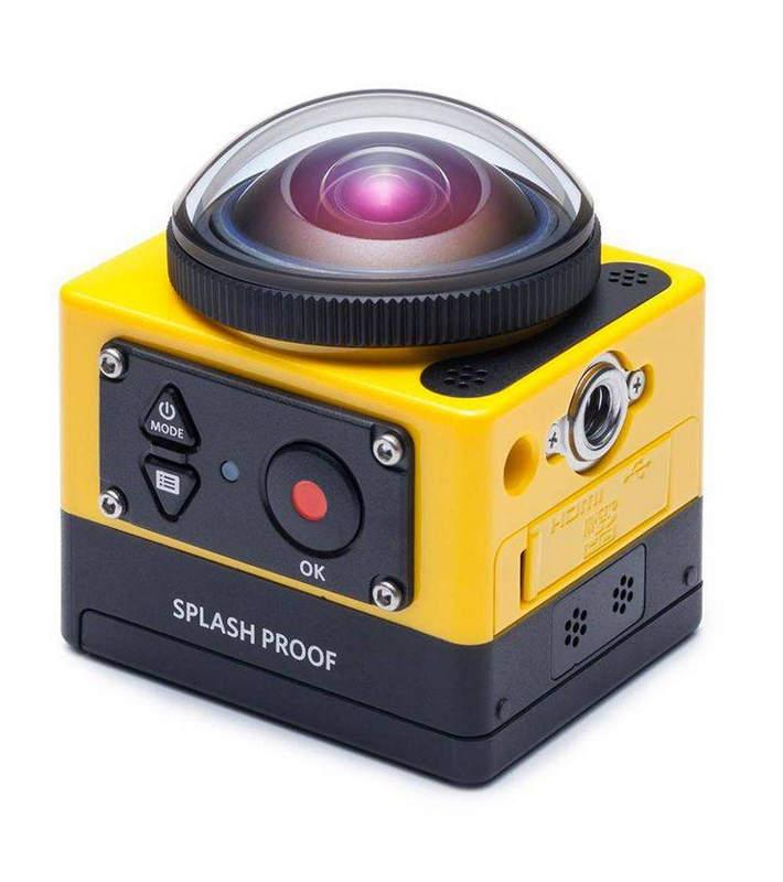Камера для активного отдыха Kodak PixPro SP360