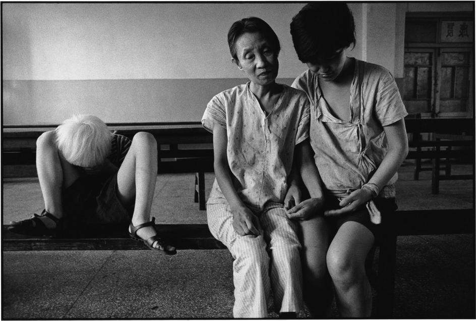 Легенда китайской фотографии — Лу Нан (Lu Nan)