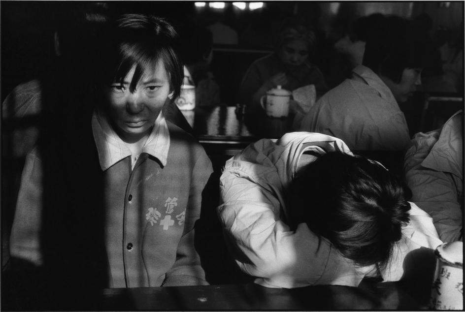 Легенда китайской фотографии - Лу Нан Lu Nan 21