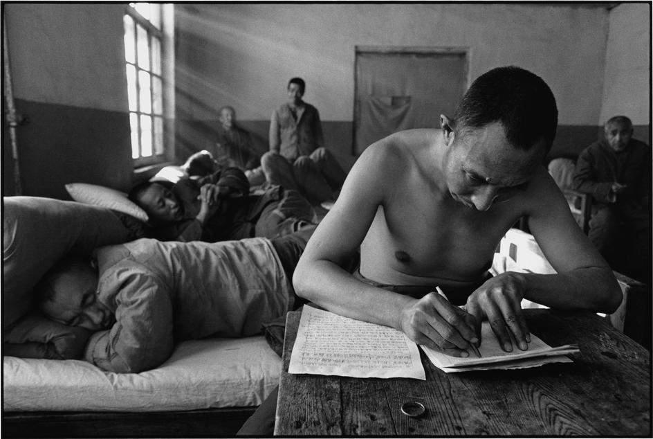 Легенда китайской фотографии - Лу Нан Lu Nan 5