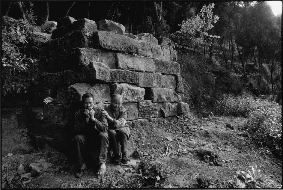 Легенда китайской фотографии - Лу Нан Lu Nan 8