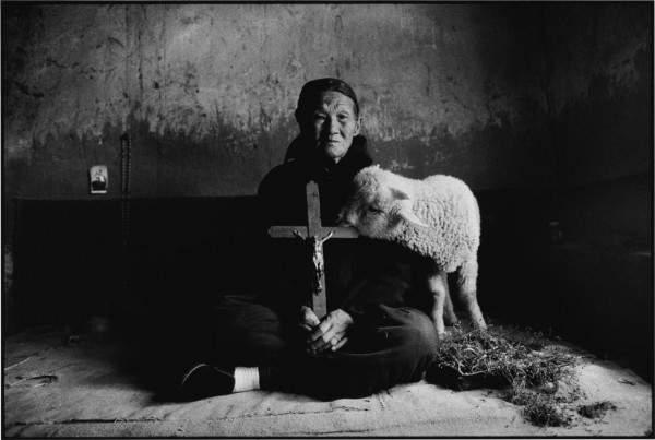 Легенда китайской фотографии - Лу Нан Lu Nan