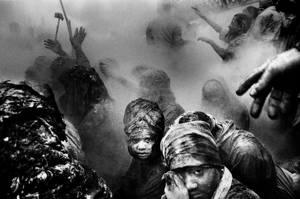 черно-белые фотографии Индии