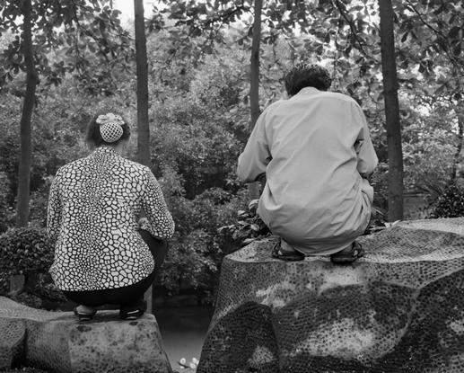 Отчуждение и связь в работах Цзянь-Чи Чанга (Chien-Chi Chang) 15