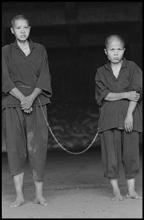 Отчуждение и связь в работах Цзянь-Чи Чанга (Chien-Chi Chang) 21