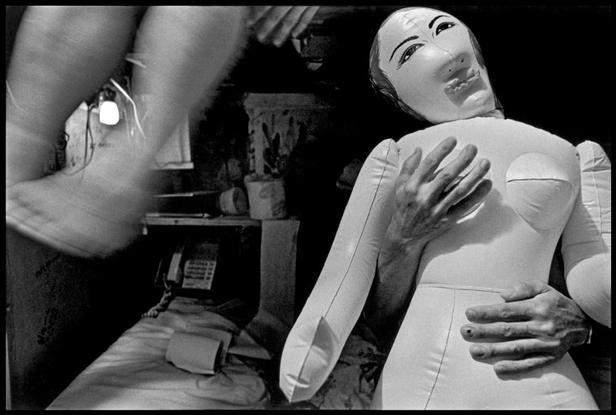 Цзянь-Чи Чанг (Chien-Chi Chang). Отчуждение и связь