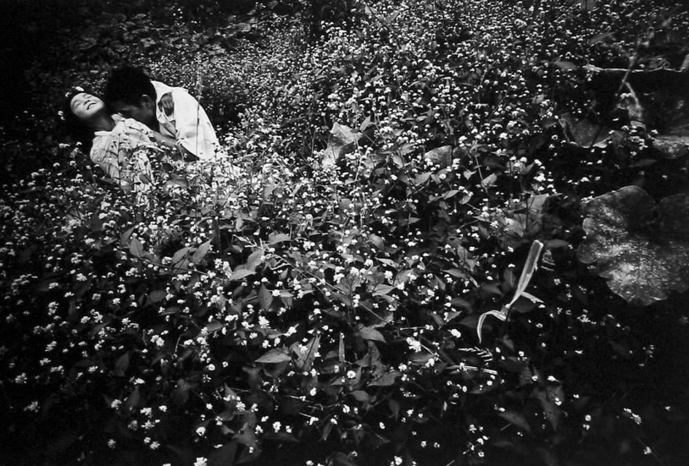 Пионер японской фотографии Эйко Хосоэ Eikoh Hosoe 11